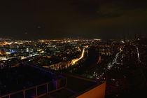 Graz City at Night von robert-boss