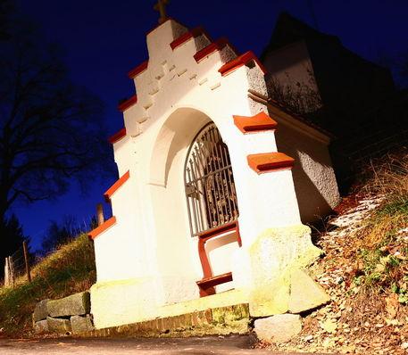 Chapel-at-night