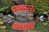 Asiatische Brücke by Michael Ebardt