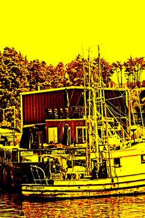 Work'n n Fishing von Joseph Coulombe