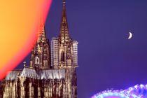 Fabelhafte Welt von Köln by © Ivonne Wentzler