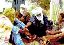 Tuaregs by nidigicrea