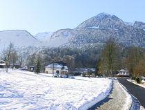 Winterlandschaft, Salzburg von mehrfarbeimleben
