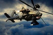 Apache - Winchester by James Biggadike