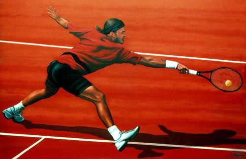 Roger-federer-painting