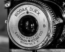 Vintage Kodak Duex Detail von Jon Woodhams