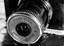 Vintage Kodak Duex Camera von Jon Woodhams