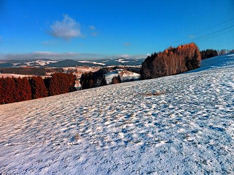 Bergwinterscape