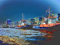 Hafenschlepper - tugboats by urs-foto-art