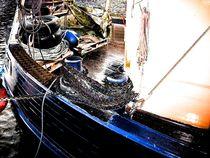 'Fischkutter - fishing cutter' von ursfoto