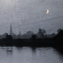 Middelburg bei Nacht by © Ivonne Wentzler