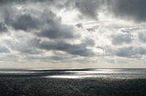 Wolken, Meer und Licht von caladoart