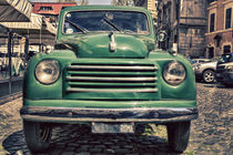 Old FIAT  by Roberto Giobbi