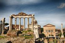 Fori Imperiali - Roma by Roberto Giobbi