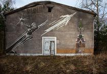 Russen Träume von blackbiker