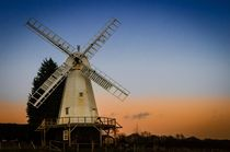 Kentish Smock Mill by Jeremy Sage