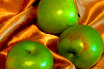 Green Apples #1 by Mike Darrah