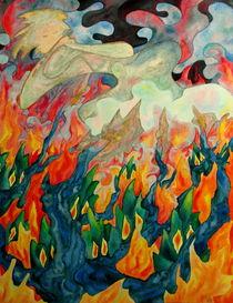 Aus Flammen geboren von Ulrike Brück