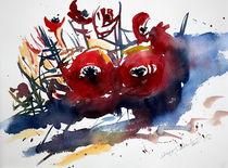 Mohnblüten von Inez Eckenbach-Henning