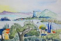 Manerba del Garda von Inez Eckenbach-Henning