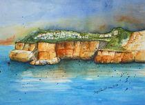 Küste Mallorca von Inez Eckenbach-Henning