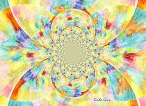 Kaleidoscope of Colors von Linda Ginn