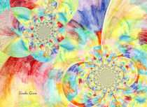 Kaleidoscope of Colors 2 by Linda Ginn