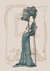 Knitting von Maria Buzueva