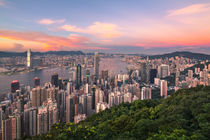 Hong Kong 15 by Tom Uhlenberg