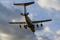 British Aerospace BAE 146 by David Pyatt