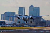 London City Airport von David Pyatt