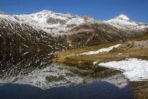 Bergsee von Bruno Schmidiger