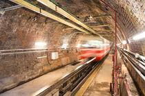 Tunnel Line by Evren Kalinbacak