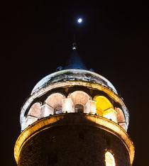 Galata Tower von Evren Kalinbacak
