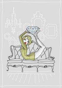 glamour von Maria Buzueva