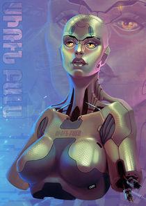 Cyber bust by Arman Akopian