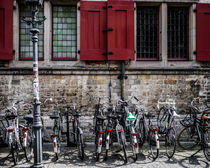 Dutch Bicycles No.1 by detailreich-fotografie