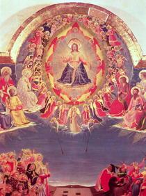 Das jüngste Gericht von Fra Angelico