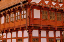 Fachwerkhäuser -Typical german Framework Buildings  Northern Germany 13 von Eddie Scott