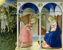 Verkündigung von Fra Angelico