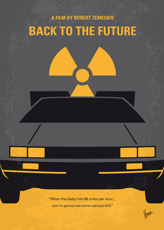 No183-my-back-to-the-future-minimal-movie-poster-part-i