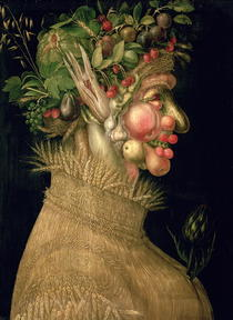 Summer by Giuseppe Arcimboldo