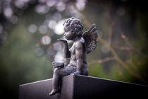 Träumender Engel von Dennis Stracke