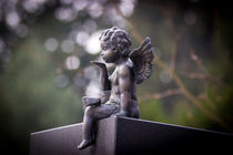 Träumender Engel by Dennis Stracke