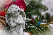 Der Engel der Trauert von Dennis Stracke