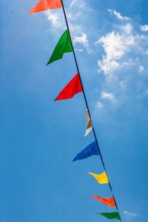 Festival Flags von Matilde Simas
