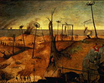 The Triumph of Death by Pieter Brueghel the Elder