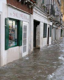 La Giudecca in Acqua Alta - Venice von OG Venice Italy Travel Guide