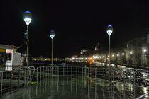 Embarcadero on La Giudecca - Venice von OG Venice Italy Travel Guide
