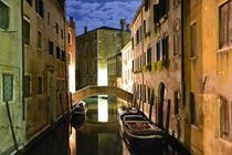 Night in Santa Croce - Venice by OG Venice Italy Travel Guide